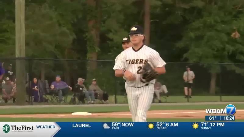 Northeast Jones baseball
